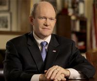 U.S. Senator Chris Coons Selected as Honorary Chairman of the CVVFA Emergency Responder Safety Institute
